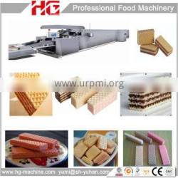 full automatic different price newest wafer baking machine capacity