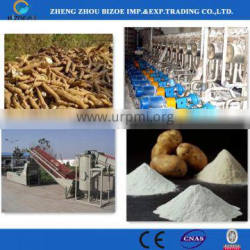 Large Capacity Cheap Price Potato Starch Production Line for India Market