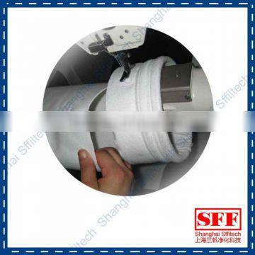 flat sewing machine for filter bag
