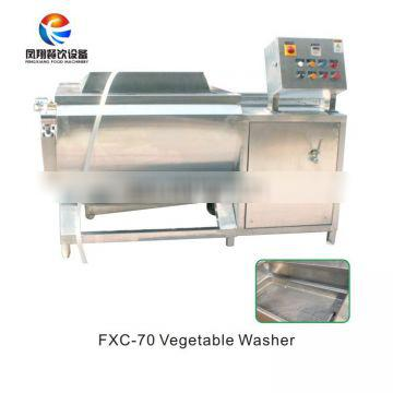 FXP-70 Washer Vegetable Lettuce Cabbage Pepper Cleaning Machine Vegetable And Fruit Washing Cleaning Machine