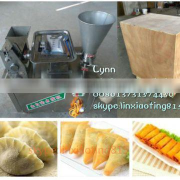 HOT SALE Automatic high quality Samosa making machine delicious samosa