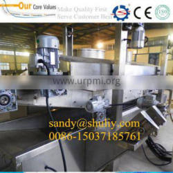 stainless steel french fries frying machine 0086-15037185761
