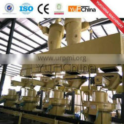 High Ratings Automatic Wood Pellet Machine