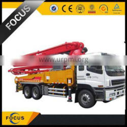 XCMG HB39K Truck Mounted Concrete Pump construction machine