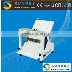 manual bread slicer/electric bread slicer machine/industrial bread slicer for CE (SY-BS37S SUNRRY)