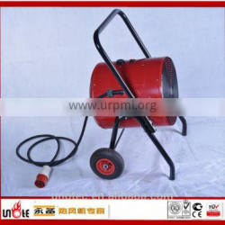 construction Electric heater