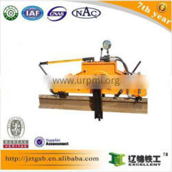 High quality YPG - 1000 hydraulic rail flattening machine