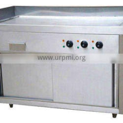 vertical electric griddle(flat plate) JSEH-88,flameout protection device