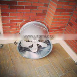 2016 Greenhouse stainless steel and galvanized sheet 3 phase exhaust fan