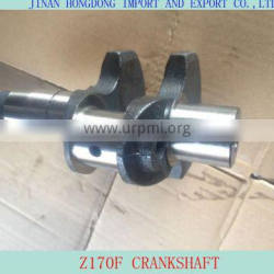 Good quality! Crankshaft for mulyiand single-cylinder diesel engine spare parts