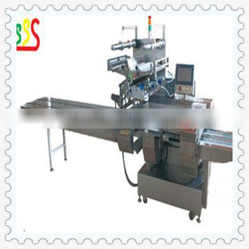 double line servo controlled packaging machine