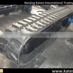 Excavator/Bulldozer undercarriage spare parts for different models