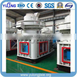 high efficient pine wood pellet mill with ce