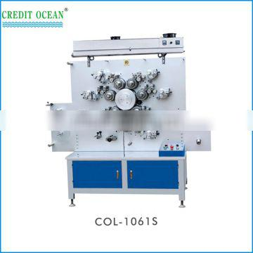 CREDIT OCEAN high speed rotary label digital printing machines for sale
