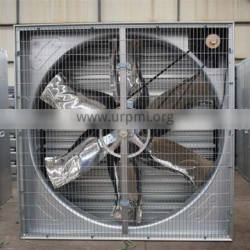 Summer best exhaust fan of poultry house with 380V motor with three defenses