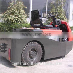 Heavy load 6.0T electric tow tractor from China Mima forklift factory