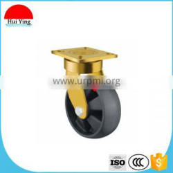 Waste container caster scaffolding rollerblacde caster wheel