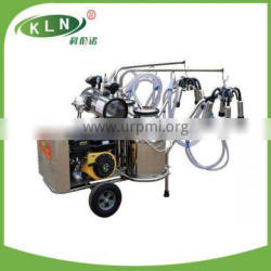 new style oil and electrical milking machine for sell