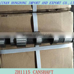 Good quality camshaft Machinery parts and diesel engine spare parts