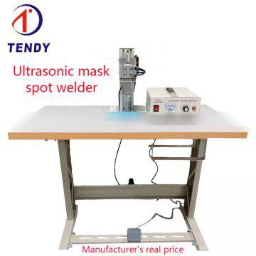 Manual spot welder Ultrasonic spot welder Mask spot welder