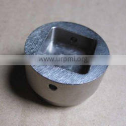 Steel C45 machining contract manufacturer precision CNC machined products