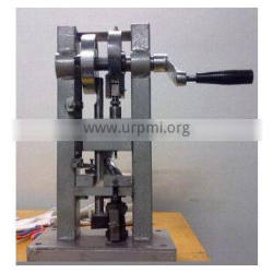 TDP-0 Hand Operated Single Punch Tablet Maker