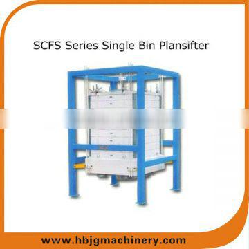 SCFS Series Single Flour Sifter with stable Running and reliable Performance