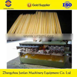 wood bamboo food stick processing for bamboo stick machine