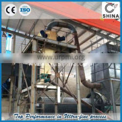 ISO9001 quality approve and factory price ball mill and air classifier