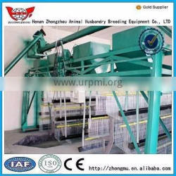 automatic feeding system for chicken breeding/automatic poultry farm equipment