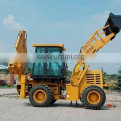 7600kg, 0.4CBM WZ30-25 mini wheel backhoe loader for sale 2015 good performence!