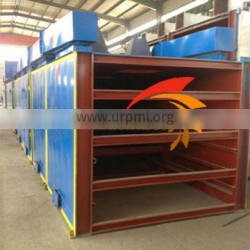5Layers Net Belt Dryer for iron ore pellet drying with full expeirences