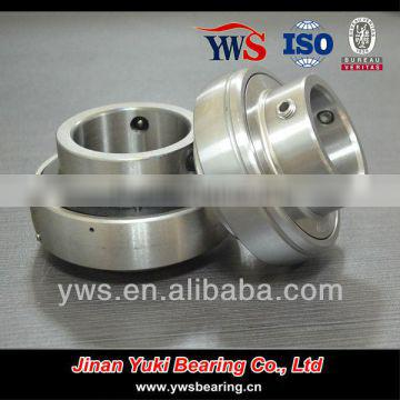 Stainless steel Spherical Insert ball bearings with High Precision (Customer number are welcome)