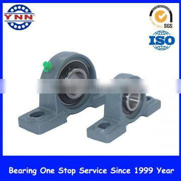 Cast Iron Support UCP 205 Green Color Chrome Steel Pillow Block Bearing