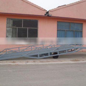10ton car loading dock ramps for sale