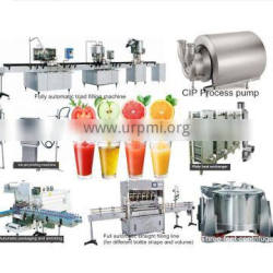 2000 bottles/hour 350ml to 4liters fruit juice production line juice making machine