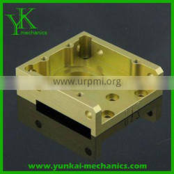 High precision brass 4 axis cnc milling service