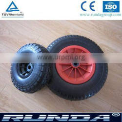 tubeless type foam filled wheel 4.00-8