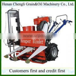 2014 hot sale small wheat harvester