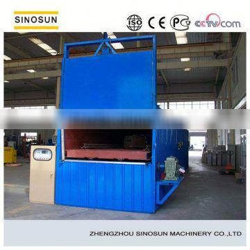 Asphalt drum melting plant with capacity of 10t/h