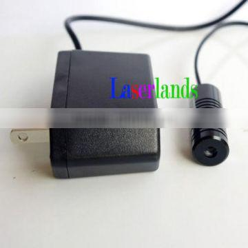 808nm 250mW Infrared Cross Laser Module 16*68mm Focusable W Adapter Glass Lens