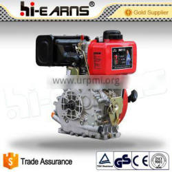 6hp 4 2 stroke small diesel engine oil for sale boat engine Quality Choice