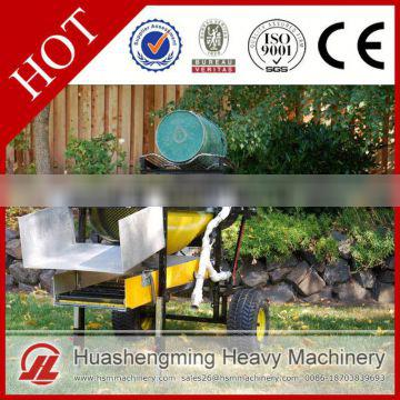 HSM Best Price Lifetime Warranty river gold trommel washer machinery