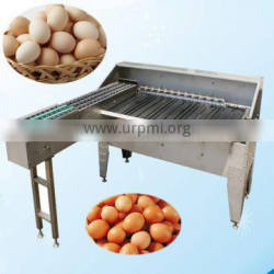 High Quality 5000-5400pcs/h Automatic Egg Sorting Machine