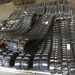 Excavator Rubber Tracks 180 * 72 * 34 with 180mm wide engineering Excavators Machinery Parts