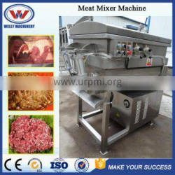 2016 high efficient stainless steel food tumbler mixer