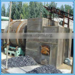 2014 Coal heating Tripple Pass Dryer, 3 cylinder dryer, three drum rotary dryer