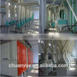 2014 hot sell automatic wheat flour machine price