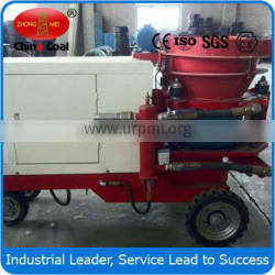 China Coal HSP-9 Wet Mix Shotcrete Machine ( Output Capacity: 6-9m3/H)
