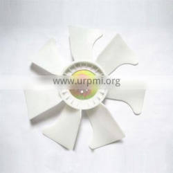 Engine spare parts plastic fan blade for 4BD1 8-94417926-1